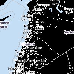 Shingal Irak Karte.Wetter Irak Wettervorhersage Wetterkarte Wetter De