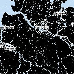 Niedersachsen Karte Mit Städten.Wetter Niedersachsen Wettervorhersage Wetterkarte Wetter De