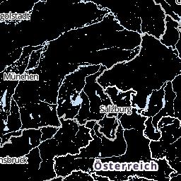 München Karte Bayern.Wetter Bayern Wettervorhersage Wetterkarte Wetter De