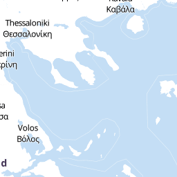 Design El Griechenland   Wetter Griechenland Wettervorhersage Wetterkarte Wetter De